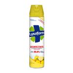 Desinfectante en Aerosol Lysoform Cítrica 360 cc