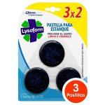 Pack Pastillas para Estanque Lysoform 3 un 40 gr