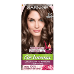 Tintura Cor Intensa Garnier Coloración 5,0