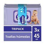 Toallitas Húmedas Babysec Premium 135 un